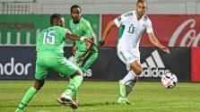 Coupe du monde 2022: l'Algérie étrille le Niger (6-1), Slimani buteur historique