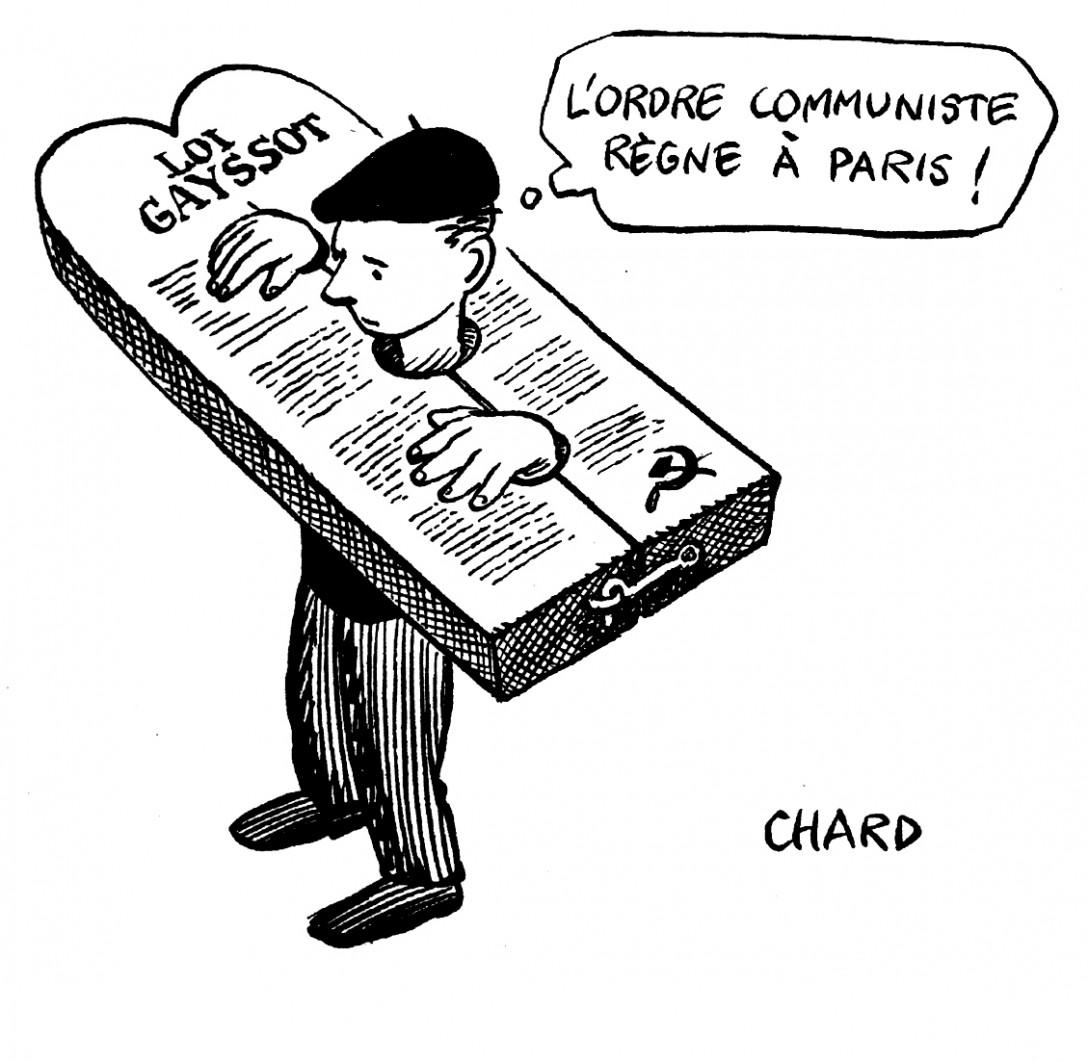 Avant son dîner au CRIJF à Lyon, Bernard Cazeneuve invente