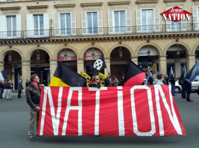 La délégation de Nation