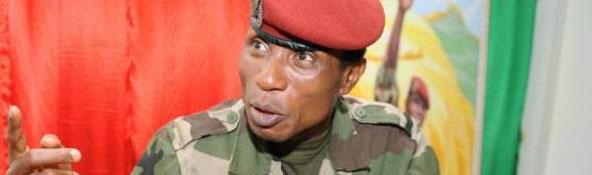Moussa Dadis Camara (AFP)