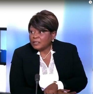 La juge congolaise Chantal Ramazani