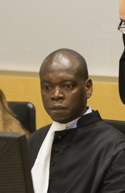 Le juge ivoirien Épiphane Zoro Bi-Ballo
