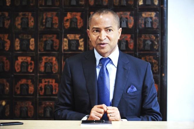 Moïse Katumbi.
