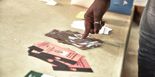En février dernier, le président a été reconduit à la tête de l'État dès le premier tour avec 58% des suffrages.