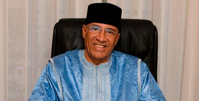Monsieur Mohamed MOUSSA - Directeur Général de l'ASECNA