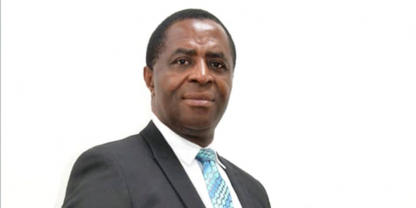 Sisiku Ayuk Tabe, président autoproclamé de l'Ambazonie
