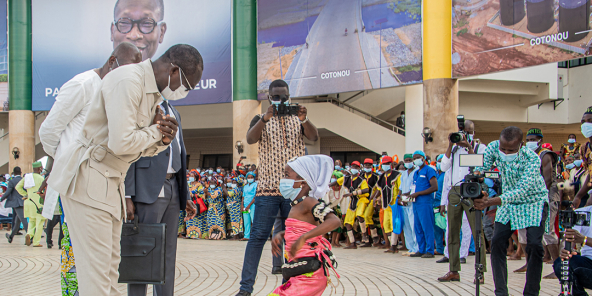 Présidentielle au Bénin : Patrice Talon, un candidat seul face à lui-même ?  – Jeune Afrique