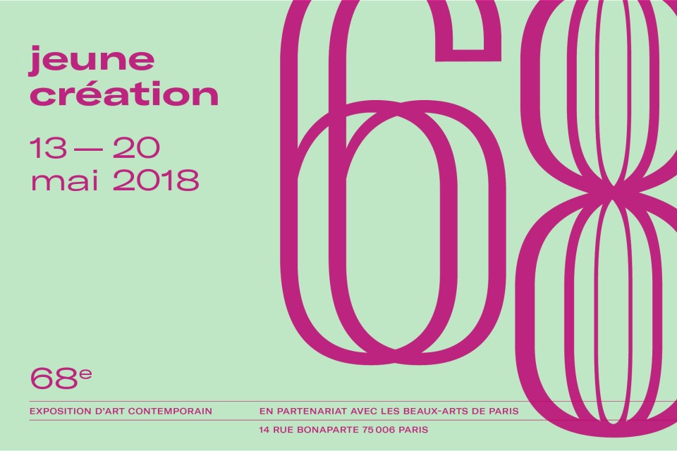 68e - Artistes sélectionnés