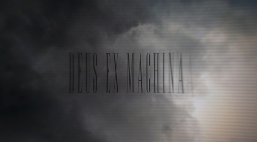 Deus ex Machina - Vincent Betbeze