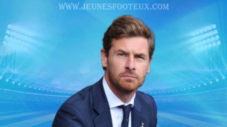 Mercato OM : Villas-Boas (Olympique de Marseille).