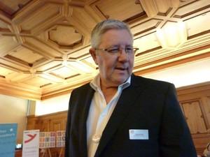 Daniel Retler, président-fondateur