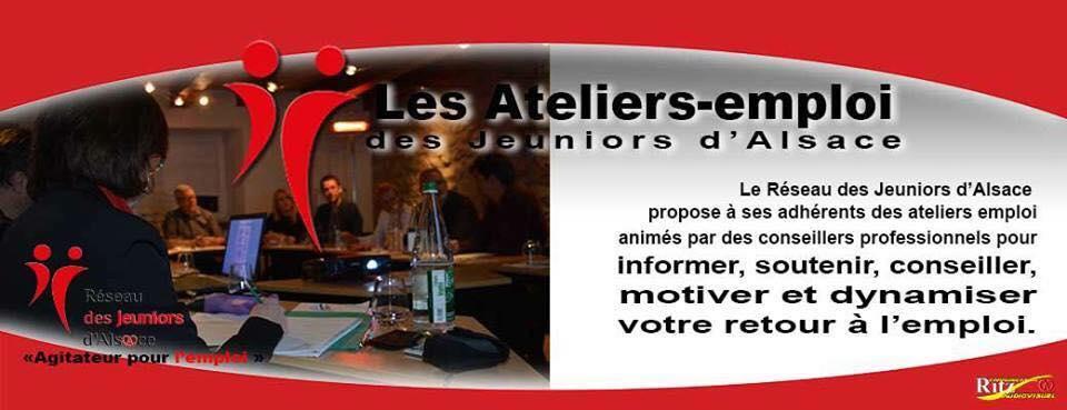 Atelier Emploi Les Jeuniors d'Alsace