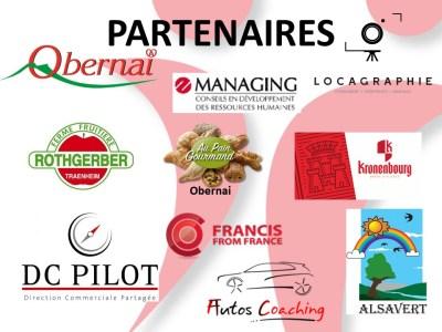 Partenaires des Jeuniors d'Alsace