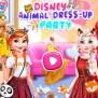 Habillage Animal Des Princesses Sur Jeux Fille Gratuit