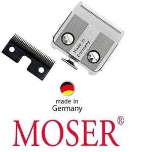 Moser Accessoires de coupe fine pour tondeuses Moser 1233, 1234, Rex 1233 et Wahl Flexicut