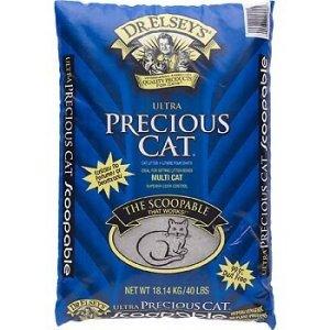 précieux Cat Ultra Premium Litière agglomérante pour chat, 36,3kilogram Taille Jumbo par précieux Cat