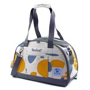 Touchcat rétro Portable extérieur Soft-Sided pour animal domestique de voyage Sac de transport