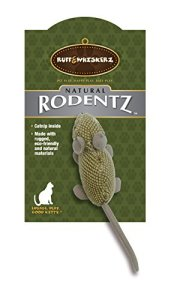Ruff & Whiskerz Naturel Rodentz Herbe à chat jouet pour chat
