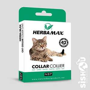 Natural Best Products Herbamax Collier 42cm Chat