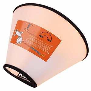 QIYUN.Z Chiot Chat Plastique Blanc a Usage Multiple Collier De Protection des Animaux De Compagnie De Sept Morceau