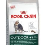 Crown Pet Foods Royal Canin Mélange Sec pour Chat âgé 7 +