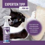 bamb Répulsif pour Chats Disabituante Spray Cats Spray 500ml – Produits pour éloigner Les Chats Naturel – Éloignez Les Chats sans nuire