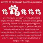 Mikki Peigne Couche Moyenne pour Chien/Chat