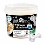 PetCooking – Kit Mini-friandises Naturelles pour Chat – 150g