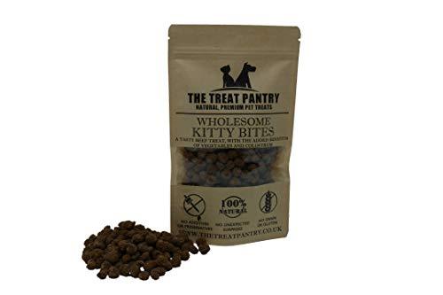 Kitty Bites – Friandises naturelles