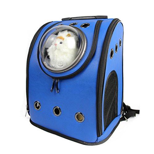 Sac à dos iTechor pour animal de compagnie – Sac à dos permettant de transporter son animal domestique, chien, chat