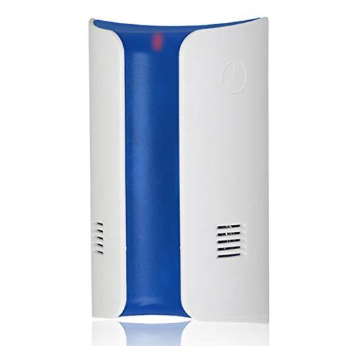 GJNWRQCY Répulsif ultrasonique Silencieux pour Souris, Peut être utilisé comme insectifuge pour veilleuse, la Zone Applicable est de 80 mètres carrés, Convient à Une Utilisation en intérieur