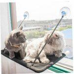 1pc Cat Hamac Lit Confortable Hanging Animaux Hamac Lit Respirant Chat Hamac pour Chats Lapins Petits Chiens