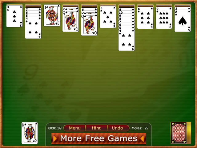 Card Game Solitaire 247 | Games World