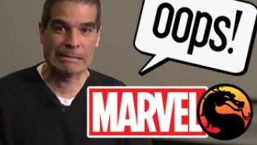 Ed Boon (Mortal Kombat) avoue être en contact avec Marvel pour un jeu de combat