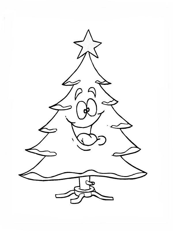 Coloriages de Noël à imprimer gratuitement