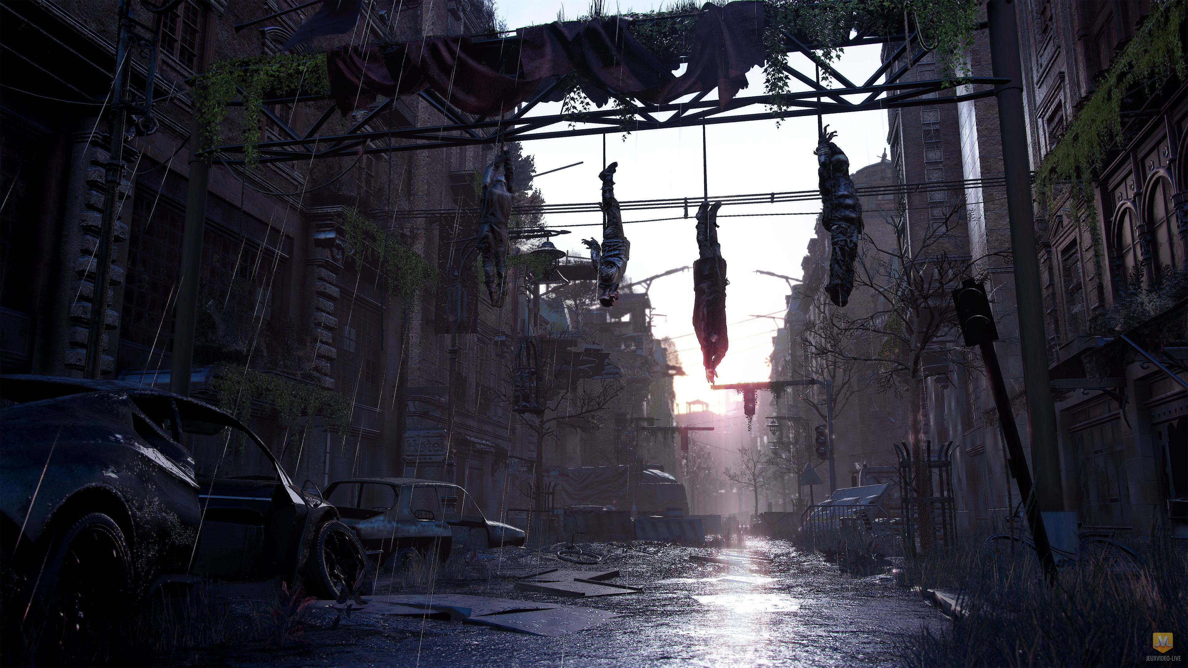 Dying Light Xbox One Gameplay