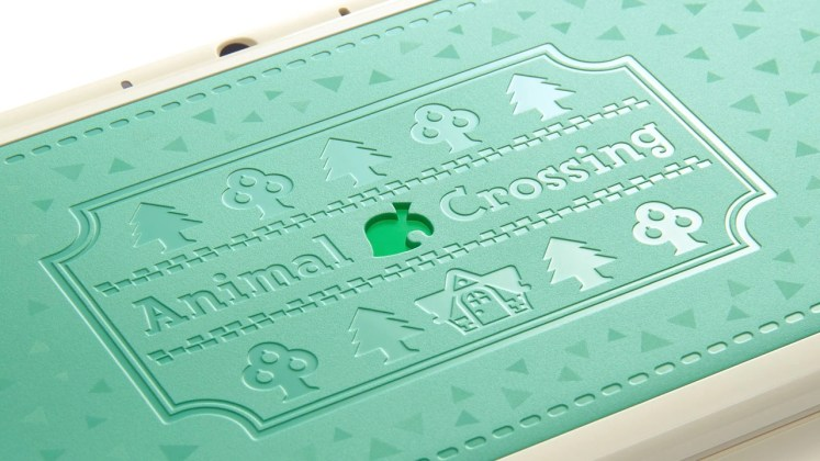 New 2DS XL Animal Crossing Edition, jeuxvideo24