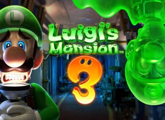 Visuel principal Luigi's Mansion 3 Nintendo Switch