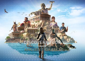 Visuel principal de Assassin's Creed Odyssey Discovery Tour Ancient Greece