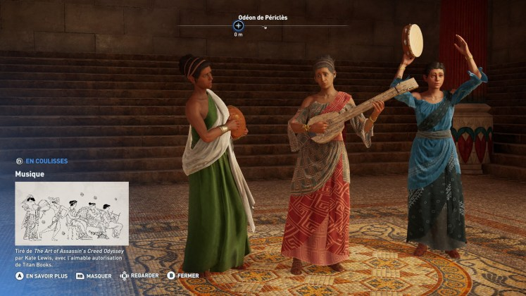 Image de Assassin's Creed Odyssey Discovery Tour Ancient Greece