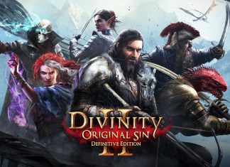 Divinity Original Sin 2 Definitive Edition sur Nintendo Switch