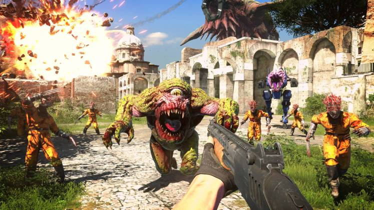 serious sam 4 screenshot mai 2020