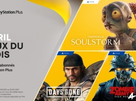 PlayStation Plus - Avril 2021