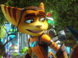 ratchet and clank PS5 update screenshot