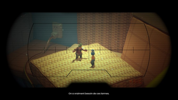 screenshot test it takes two jeuxvideo24