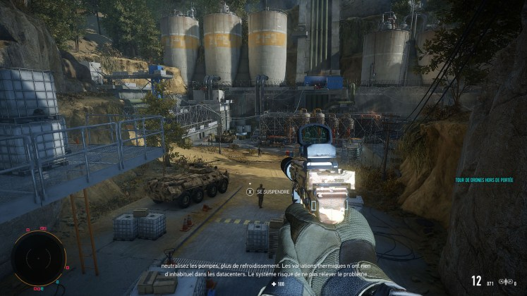Sniper Ghost Warrior Contracts 2 screenshot test jeuxvideo24