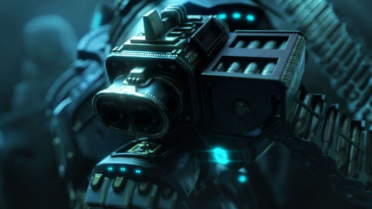 Warhammer 40000 Chaos Gate Daemonhunters screen annonce