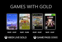 xbox games with gold juillet 2021
