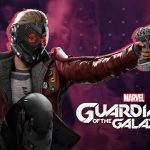 Marvel's Guardians of the Galaxy_StarLord_Action_Render