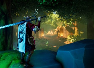 Stray Blade screenshot annonce